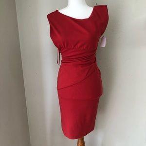 Diane Von Furstenberg Dress - Coral Colored!